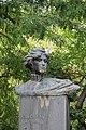 Shushanik Kurghinyan's bust, Yerevan 02.jpg