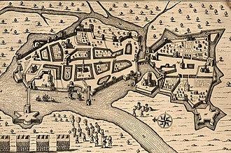 Siege of Limerick (1690) - Siege of Limerick 1690.