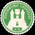 Siegelmarke Stadtgemeinde Zistersdorf W0318615.jpg