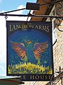 Sign for the Langton Arms - geograph.org.uk - 449472.jpg