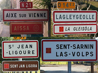 French as the sole official language