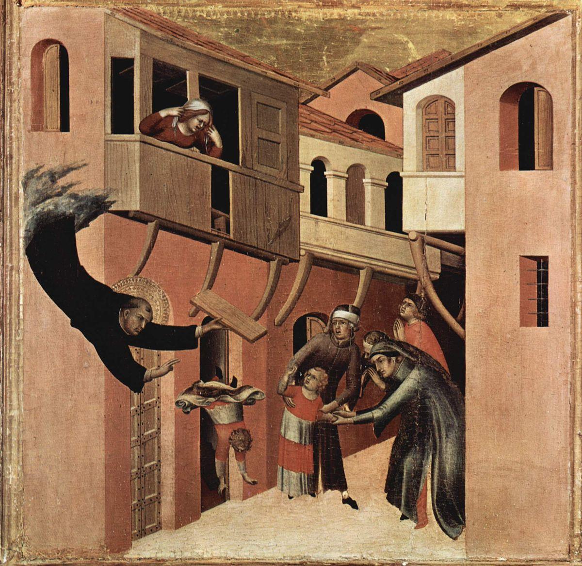 Pintura g tica wikipedia la enciclopedia libre for Balcony history
