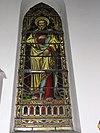 sint martinuskerk katwijk (cuijk) raam st. simon