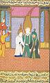 Siyer-i Nebi - Muhammad gibt Fatimas Hand Imam Ali.jpg