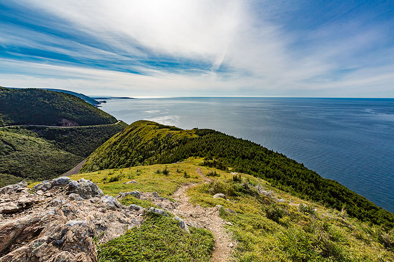 File:Skyline Trail on the Cabot Trail - Cape Breton Highlands National Park (22742668662).jpg