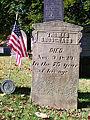 Snodgrass (Thomas), Lebanon Church Cemetery, 2015-10-23, 01.jpg