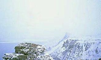 Swedish Antarctic Expedition - Snow Hill Island, January 1999