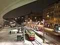 Snowy Night on Urban Loritz Platz Vienna - 06 (8603466485).jpg