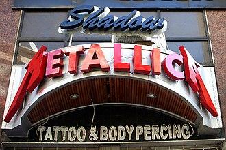 Hamra Street - Tattoo and body piercing shop in Hamra