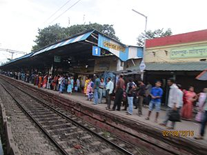 Sodepur - Sodepur railway station