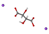 Sodium tartrate ball-and-stick.png
