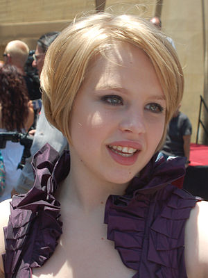 Sofia Vassilieva - Vassilieva in June 2009