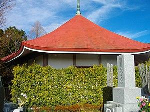 Bombing of the Soji-ji Ossuary - Soji-ji's ossuary