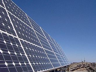 Solar power in Idaho - Solar panels