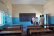 School classroom in Hargeisa