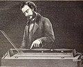 Sonidos armónicos ; nodos y vientres de una cuerda vibrante (1882).jpg