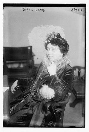 Sophie Irene Loeb