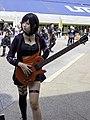 Sora Chan as Ran Mitake at PF32 20200704h.jpg