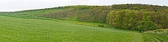 Cuckmere Valley - Image: South Downs Way, Cuckmere Valley, England May 2009