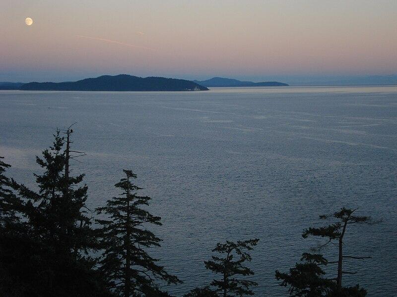 Southern Gulf Islands, BC, Canada - panoramio.jpg