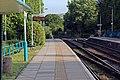 Southern end of platform 2, Pen-y-ffordd railway station (geograph 4032629).jpg