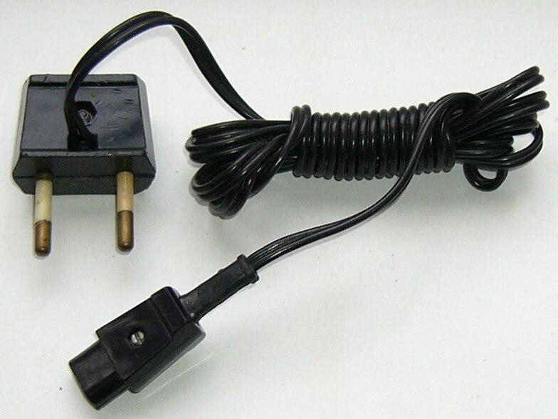Soviet shaver power cord