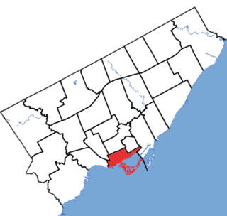 Spadina—Fort York (provincial electoral district)