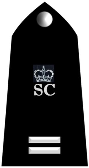 Metropolitan Special Constabulary - Special Inspector