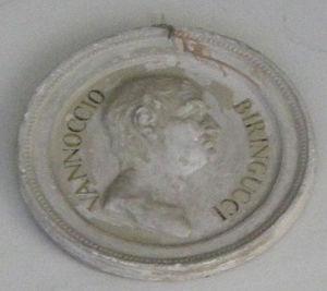 Vannoccio Biringuccio cover