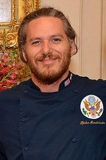 Spike Mendelsohn American chef
