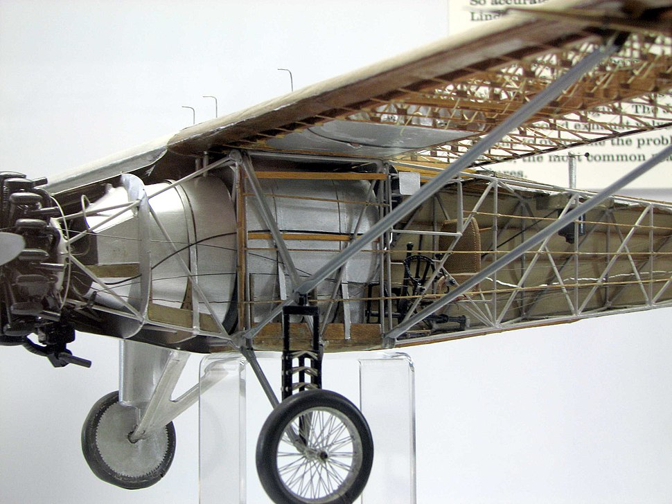 Spirit of St. Louis Model