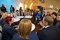 Spotkanie premiera z kandydatkami Platformy Obywatelskiej do Parlamentu Europejskiego (14152017264).jpg