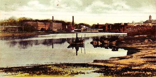 Squamscott River, Exeter, NH