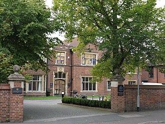 St John's College School - Image: St johns college school