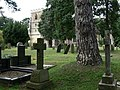 St. Cuthbert's Church Graveyard - geograph.org.uk - 500054.jpg