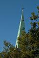 St. Gangolf in Heinsberg- Kirchturmspitze.jpg