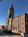 St. Michael the Archangel Roman Catholic Church, 1900-1920 E. Lombard Street, Baltimore, MD (23885757927).jpg