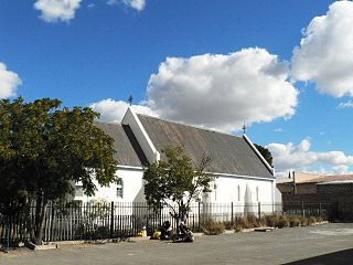 De Aar Place in Northern Cape, South Africa