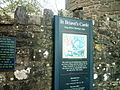 St Briavels Entrance Sign - geograph.org.uk - 163974.jpg