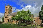 St George's Church, Fons George, Taunton from South.jpg