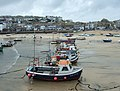 St Ives harbour, low tide - geograph.org.uk - 940241.jpg