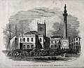 St John's Church, Dispensary and Wilberforce Monument, Hull, Wellcome V0012761.jpg