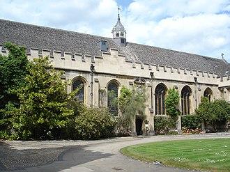 Herbert Armitage James - St John's College, Oxford