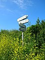 St Kew Sign - geograph.org.uk - 448744.jpg