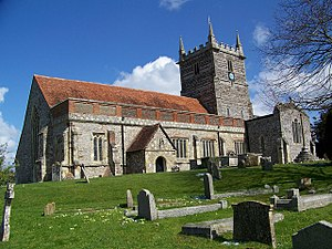 Downton, Wiltshire - St Laurence's Church