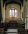 St Margaret, Mapledurham, Oxfordshire - Chancel - geograph.org.uk - 1606394.jpg