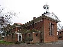 St Martin, Knebworth, Herts - geograph.org.uk - 365787.jpg
