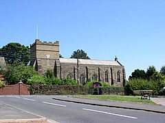 St Mary's church, Northop Hall - geograph.org.uk - 1587098.jpg