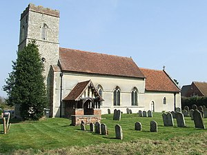 Burstall, Suffolk - Image: St Mary Burstall geograph.org.uk 1213972