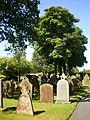 St Michael's Church, Grimsargh, Graveyard - geograph.org.uk - 1369500.jpg